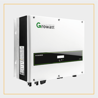 Inversor Solar Trifásico Growatt 5 kW