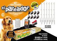 Kit Cerco Boyero Eléctrico Perros/mascotas/nutrias
