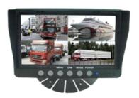 "Monitor TFT 7"" MVS - M7TX4"