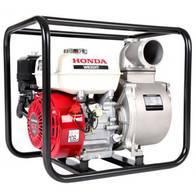 Motobomba Honda Centrifuga WB 30XH  5.5HP