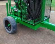 Motor Generador Riego Deutz 120