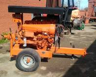 Motor Generador Riego Deutz 160