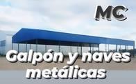 Nave Industrial Metalurgica Metalcorma