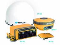 Piloto Topcon X30 con Sistema de GPS de nivelacion