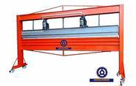 Plegadora De Chapas Hidráulica 2500 Mm - Hasta Cal 20
