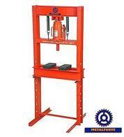 Prensa Hidráulica Manual Metalforte- 20 TN