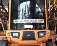 Pulverizadora Jacto Uniport 2500