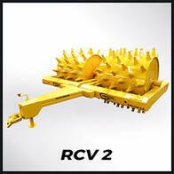 Rolo Compactador Pata De Cabra Grosspal RCV 2400
