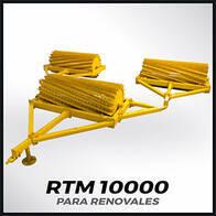 Rolo Grosspal RTM 10000 Tandem Triple