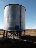 Silo 60 toneladas Agro Dym