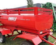 Tanque Combustible Ombu de 3000 litros