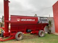 Tolva autodescargable Ascanelli Magnum