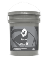 Aceite hidráulico Total AZOLLA ZS 68