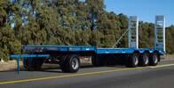 Acoplado Carretón A16-35 Para 29 Tn. Viales