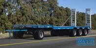 Acoplado Carreton De 4 Ejes A16-35 Para 28/35Tn