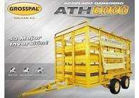 Acoplado Jaula Grosspal Ath 6000