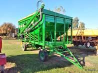 Acoplado Semilla-Fertilizante Marca Marpla De 14 Tt