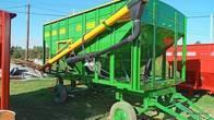 Acoplado Semilla Y Fertilizante Marca Ena De 14 Tn