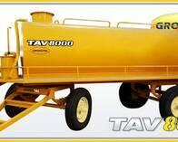 Acoplado Tanque Atmosférico Grosspal Tav 8000