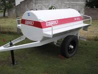 Acoplado Tanque Combustible Gentili