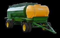 Acoplado Tanque De Combustible Impagro I 4008