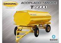 Acoplado Tanque Grosspal At 6000