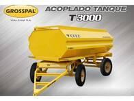 Acoplado Tanque Grosspal T 3000