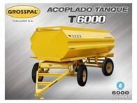Acoplado Tanque Grosspal T 6000