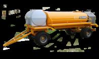 Acoplado Tanque Metálico Comofra 3.000 Lts Combinado
