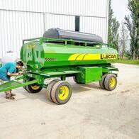 Acoplado Tanque Para Combustible Mauro - Lecar