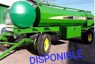 Acoplado Tanque Para Combustible De 3000 Litros