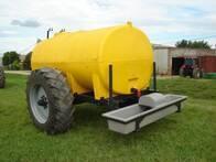 Acoplado Tanque Para Transportar Leche
