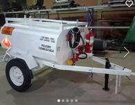 Acoplado Tanque Proveedor Combustible 1500 Lts