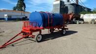 Acoplado Tanque Rotor De 3500Lts, Nuevo