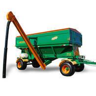 Acoplado Tolva Agromec Sf-22 Semillas Y Fertilizante
