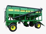 Acoplado Tolva Semilla/fertilizante De 20 Toneladas