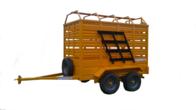 Acoplado Transporte De Hacienda Comofra Atha01