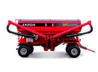 Acoplado Tolva para Semilla y Fertilizante Akron Sfc 22000 - Doble Sinfin