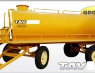 Acoplado Tanque Atmosférico Grosspal Tav 6000