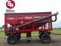 Acoplado Tolva Para Semillas Y Fertilizantes B-14000