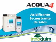 Coadyudante Acqua4 - Innoquim