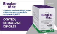 Coadyudante Breaker Max - Rizobacter