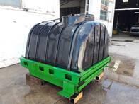Tanque Para Pulverizadora J.deere 4700 Con Cuna