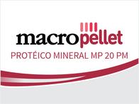 Alimento Balanceado Macropellet Proteico Mineral MP 20