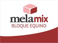 Alimento Concentrado Melamix Block Equino