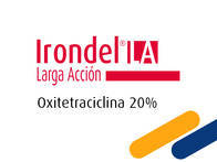 Antibiótico Irondel La