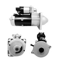 Arranque Bosch 12V 3Kw 9 Dientes