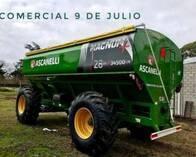 Autodescargable Ascanelli 26 Tn - 9 De Julio, Bs As