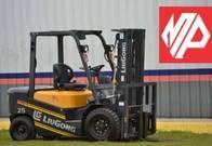 Autoelevador Diesel Marca Liugong