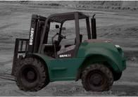 Autoelevador Brumby Brfr35 3.5 Tn